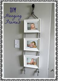 diy hanging frames tutorial tatertots and jello