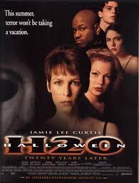 Halloween 7 H20 Veinte años despues (1995)