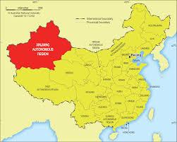 Map Of China Provinces China Aberfoyle International Security