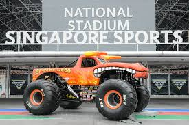 how many monster jam trucks are there monster jam singapore augustman com