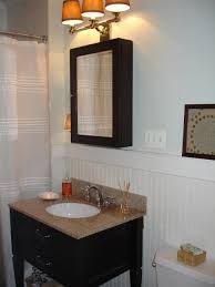 modern bathroom mirrors backlight mirror with 2 vertical lights