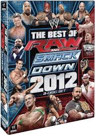 WWE: Raw and Smackdown - The Best of 2012 (3-disc) (DVD ... - 90439833516919076
