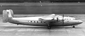 1968 Heathrow BKS Air Transport Airspeed Ambassador crash