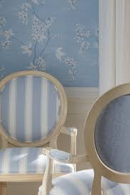 Dining Room Play Ethan Allen Blue Dining Rooms Icy Blue And White Patterns At Play