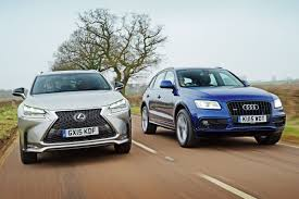 lexus nx offers uk lexus nx vs audi q5 auto express