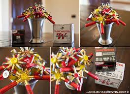 Flowers Winchester - the gun ammo bouquet jacquelynn brynn