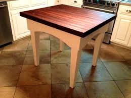 Kitchen Island With Chopping Block Top Furniture Sweet Butcher Block Kitchen Table Set Storage Tables