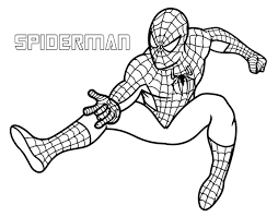 coloring pages of superheroes eson me