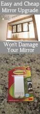best 25 framing a mirror ideas on pinterest framed bathroom