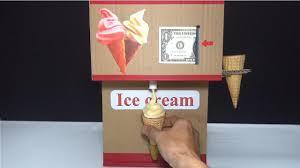 amazing ice cream machine how to make ice cream vending machine
