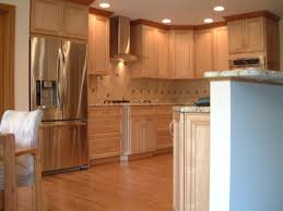 Crown Moulding Kitchen Cabinets Attractive Beige Color Wooden Crown Molding For Kitchen Cabinets