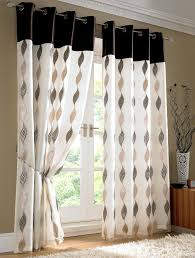modern curtains window treatments dining room window curtains