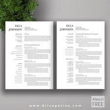 Resume Template For Mac Pages 100 Resume Templates Word Free Mac Professional Resume