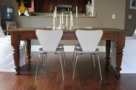 craigslist dining table before after
