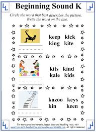 free thanksgiving reading worksheets letter k worksheets u0026 activities