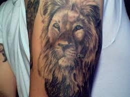 Japanese Lion Tattoo Design()