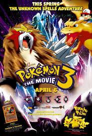 Pokemon El hechizo de los Unown (2001)