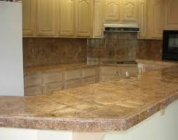 Kitchen Tiles Designs by Back To New Trend Kitchen Countertop Ideas Kitchen Counter Top
