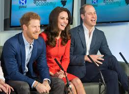 are kate middleton and william and harry plotting something