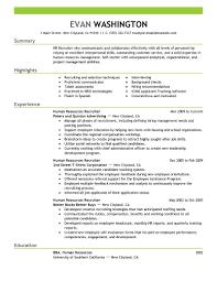 Recruiter Consultant Resume Staffing Recruiter Resume Objective Staffing Agency Recruiter