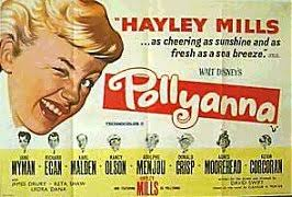 Pollyanna movie poster courtesy filminamerica.com