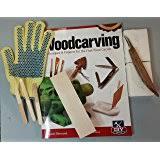 amazon com basic woodcarving beginner kit arts crafts u0026 sewing
