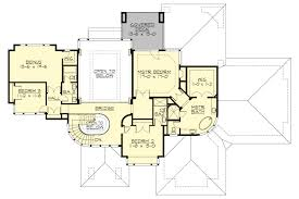 Housedesigners Prairietown 9739 4 Bedrooms And 4 Baths The House Designers