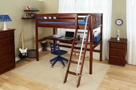 Study Environments For Small Spaces With Kids Loft Bed With Desk - Kids bunk bed with desk