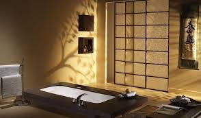 Tips For Japanese Bathroom Design  Asian Interior Design Ideas - Japanese bathroom design