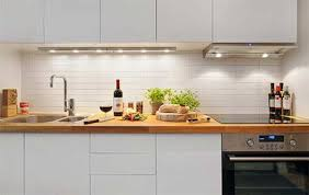 smart wise space utilization for very small kitchens of small