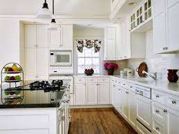 chalk painted kitchen cabinets white house interior and