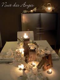 nature et deco nuit des anges décoratrice de mariage décoration de table bois