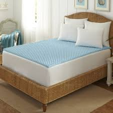 arctic sleep cool blue 1 5 inch memory foam twin size mattress