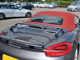 Porsche Boxster Trunk - porsche boxster luggage rack spring stainless steel