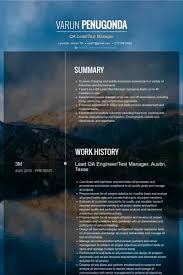 Executive Resume Samples   Professional Resume Samples Sample Of Attorney Resume Quality Assurance Manager Resume Samples