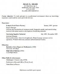 Wwwisabellelancrayus Seductive Sample Of Basic Resume Experience     Isabelle Lancray     Resumes With Great Sample Of Basic Resume In Sample Of Basic Resume With Awesome Sample Marketing Resumes Also Legal Assistant Resumes In Addition Sales