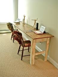 long narrow desk zamp co