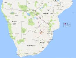 Africa Map Game by South Africa Victoria Falls And Botswana Tour 10 Days 9 Nights