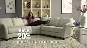 Palliser Alula Palliser Sectional Styles Designed For Comfort U0026 Luxury Youtube