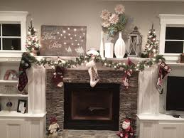 decorating fireplace mantel decoration trends remarkable ideas
