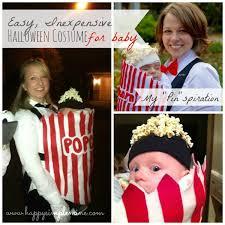 Baby Carrier Halloween Costumes Easy Halloween Costume Baby Happy Simple