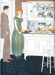 the flapper sellers kitchen cabinets 1924