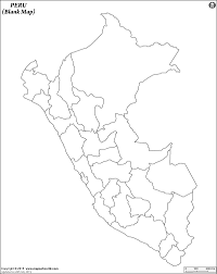 Blank Europe Map by Blank Map Of Peru Peru Outline Map