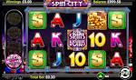 Бесплатные азартные игры Spin City