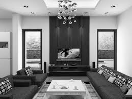 Living Lighting Home Decor Bedroom Furniture Black Modern Living Room Furniture Expansive
