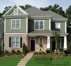 Two Story Craftsman House Plans Piedmont House Plan 01158 Craftsman House Plans