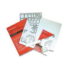 interior design magnetic floor plan template room planning