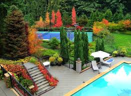 Fall Landscaping Ideas by Arts And Designs Landscape Ideas And Designs