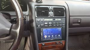 lexus gs430 aftermarket stereo 1994 radio upgrade clublexus lexus forum discussion