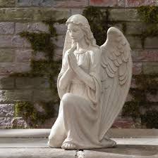 garden angel statues angel statue angel sculpture guardian angel